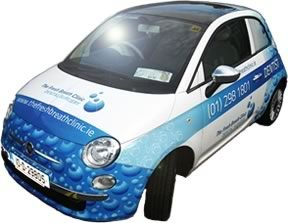 The Fresh Breath Clinic Car