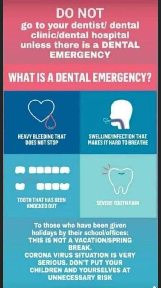 what is dental emergency