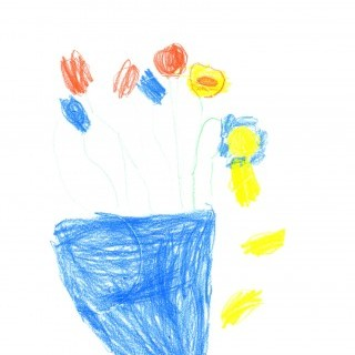 A drawing by Zac
